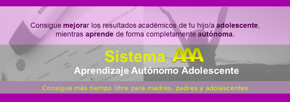 Sistema AAA Aprendizaje Autónomo Adolescente