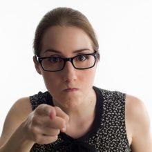 agresion verbal amenaza