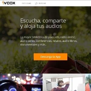 ivoox biblioteca en español de audios