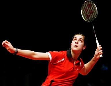 Badminton Carolina Marin