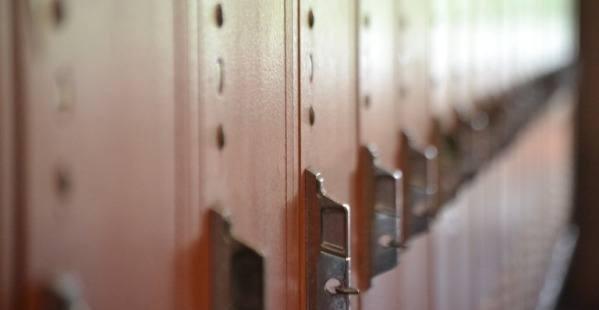 taquillas de escuela